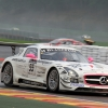 #55 Graff Racing Mercedes SLS AMG Philippe Haezebrouck Massimo Vignali Mike Parisy