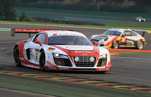 24 Stunden Rennen Spa Francorchamps Blancpain Endurance Series 2012