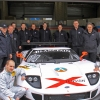 ADAC GT Masters Spa 1. Rennen Ford GT
