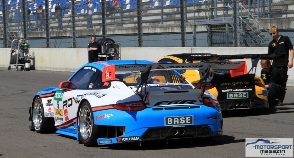 ADAC GT Masters Lausitzring