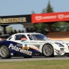 Polarweiss Racing Mercedes SLS GT3