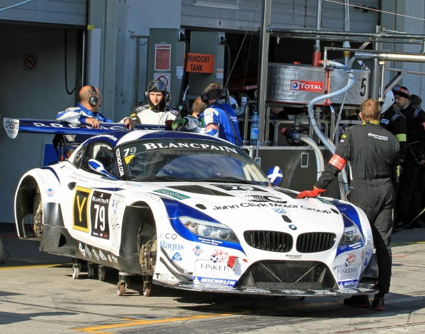 #79 Andrew Smith / Joe Twyman / Ollie Millroy BMW Z4