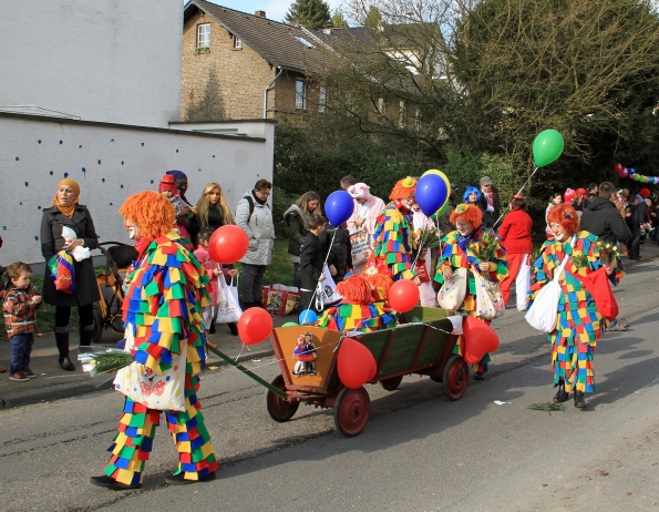 Karneval in Immekeppel 2014
